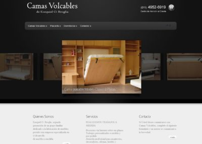 camas-volcables